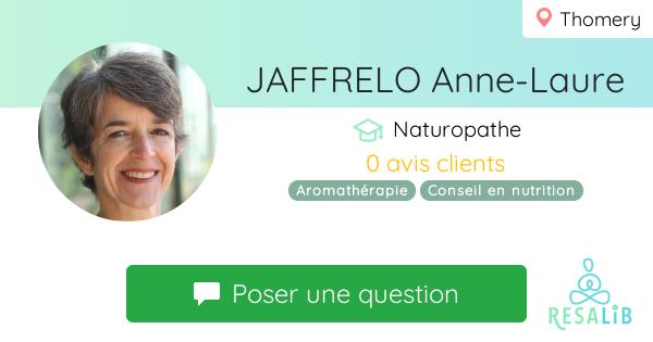 Consulter le profil de JAFFRELO Anne-Laure