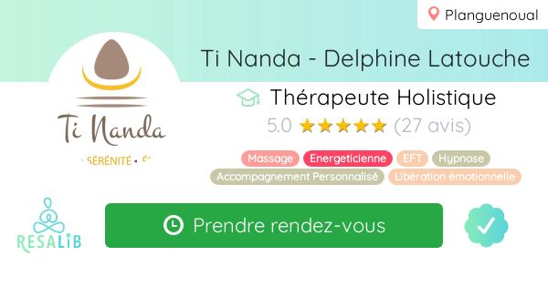 Consulter le profil de Delphine Latouche sur Resalib l'annuaire des médecines douces et des thérapeutes
