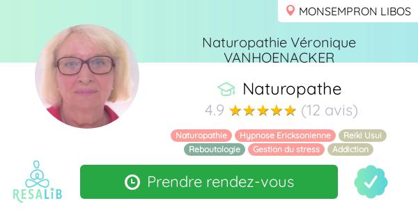 Consulter le profil de Naturopathie Vitalite sur Resalib l'annuaire des médecines douces et des thérapeutes