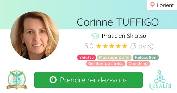 Consulter le profil de Corinne TUFFIGO