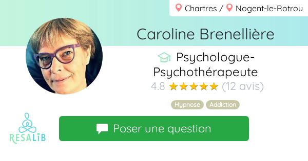 Consulter le profil de Caroline Brenellière
