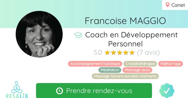 Consulter le profil de Francoise MAGGIO