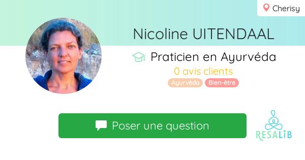 Prenez rendez-vous avec Nicoline UITENDAAL