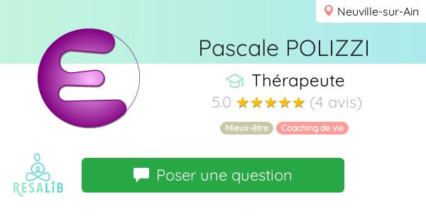 Prenez rendez-vous avec Pascale POLIZZI