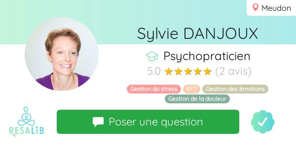Consulter le profil de Sylvie DANJOUX