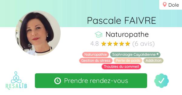 Consulter le profil de Pascale FAIVRE