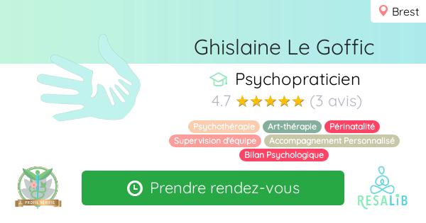 Consulter le profil de Ghislaine Le Goffic