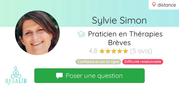 Consulter le profil de Sylvie Simon