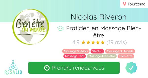 Prenez rendez-vous avec Nicolas Riveron