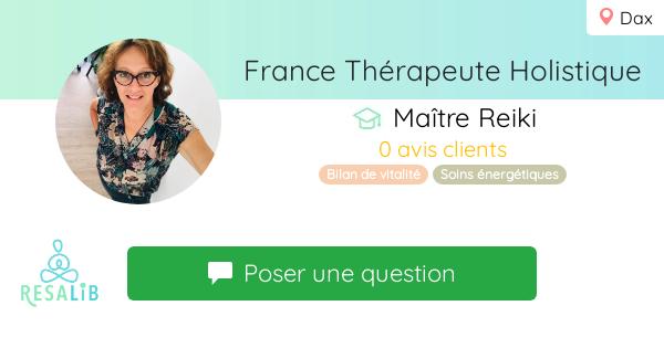 Consulter le profil de France Serges