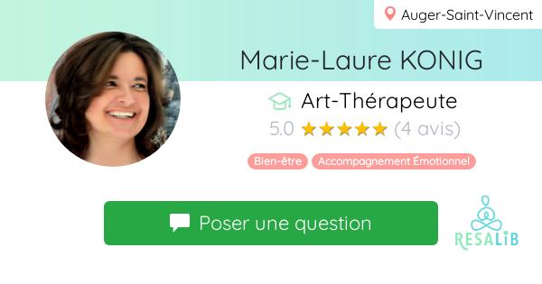 Consulter le profil de Marie-Laure KONIG