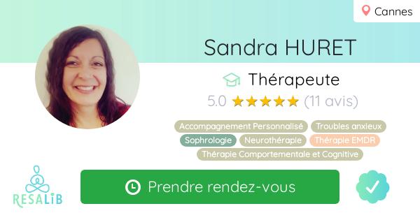 Consulter le profil de Sandra  HURET