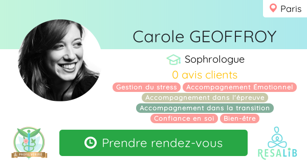Consulter le profil de Carole GEOFFROY
