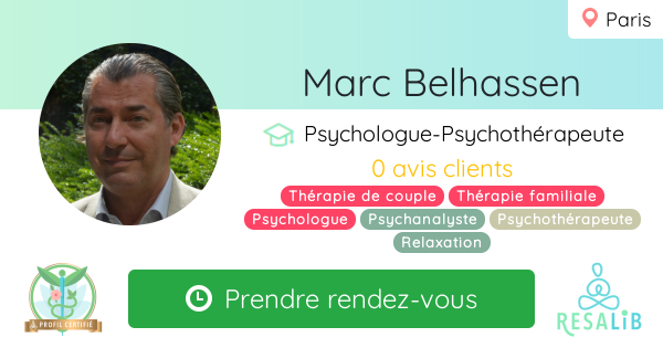 Consulter le profil de Marc Belhassen