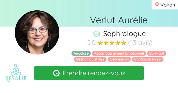 Consulter le profil de Verlut Aurélie