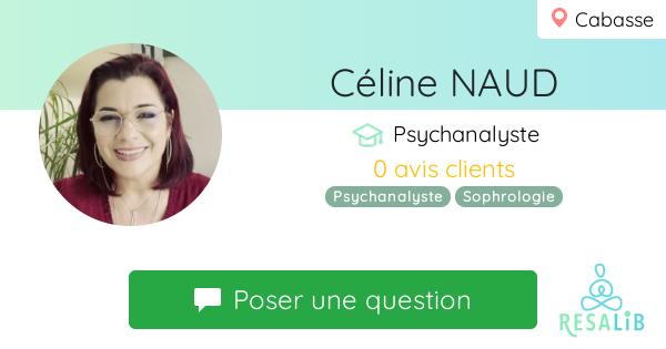 Consulter le profil de Céline NAUD