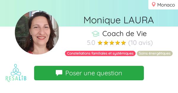 Consulter le profil de Monique LAURA