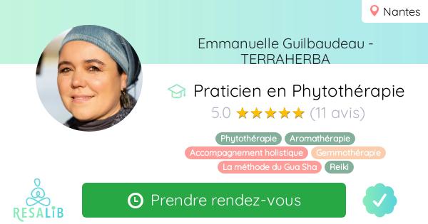 Consulter le profil de Emmanuelle Guilbaudeau