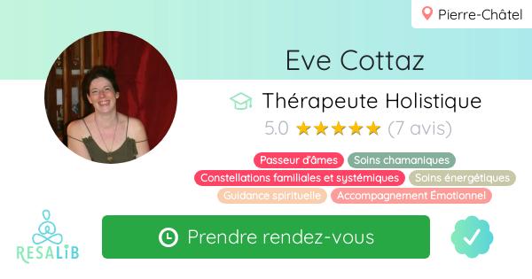 Consulter le profil de Eve Cottaz