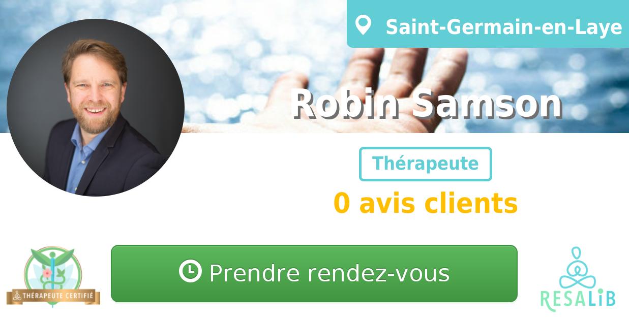 Consulter le profil de Robin Samson