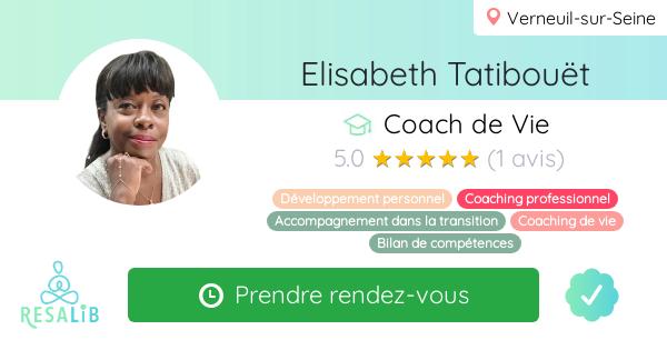 Consulter le profil de Elisabeth Tatibouët sur Resalib l'annuaire des médecines douces et des thérapeutes