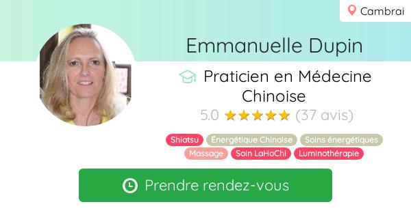 Consulter le profil de Emmanuelle Langrand sur Resalib l'annuaire des médecines douces et des thérapeutes