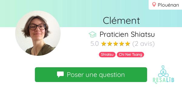 Prenez renez-vous avec Julie Clément