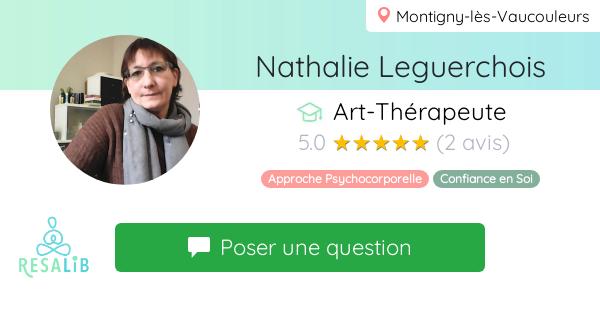 Consulter le profil de Nathalie Leguerchois