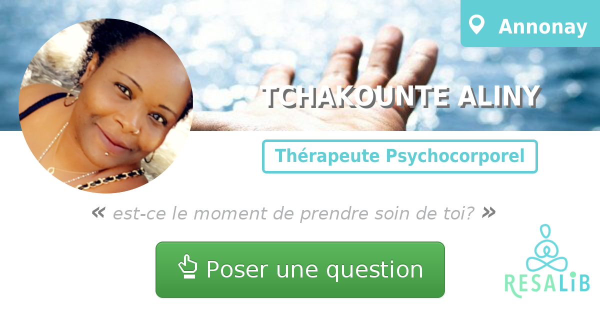 Prenez rendez-vous avec Aliny Tchakounte