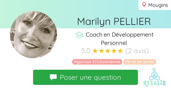 Consulter le profil de Marilyn PELLIER