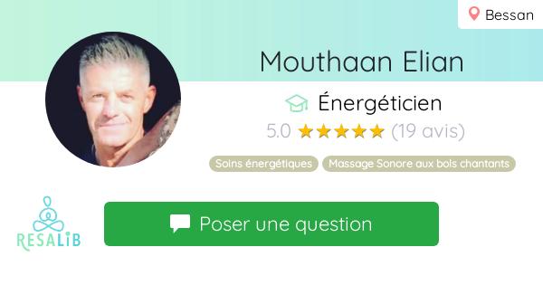 Consulter le profil de Mouthaan Elian