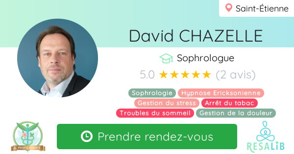 Consulter le profil de David  CHAZELLE