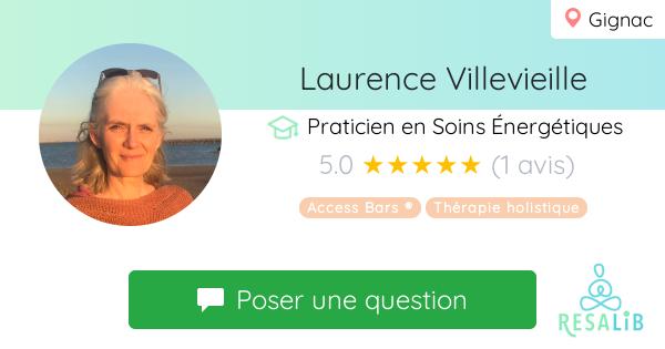 Consulter le profil de Laurence Villevieille