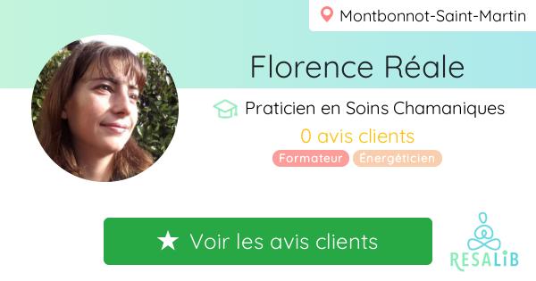 Prenez rendez-vous avec Florence Reale