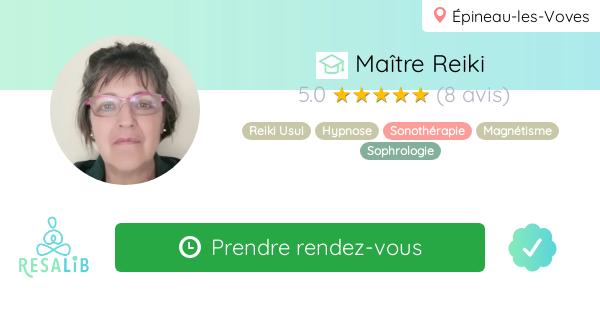 Consulter le profil de Martine staelens guinda sur Resalib l'annuaire des médecines douces et des thérapeutes