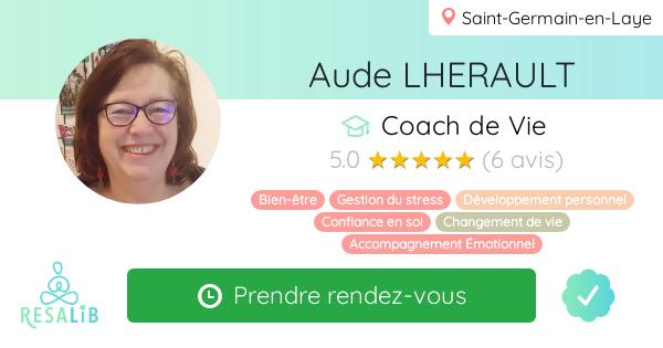 Consulter le profil de Aude LHERAULT