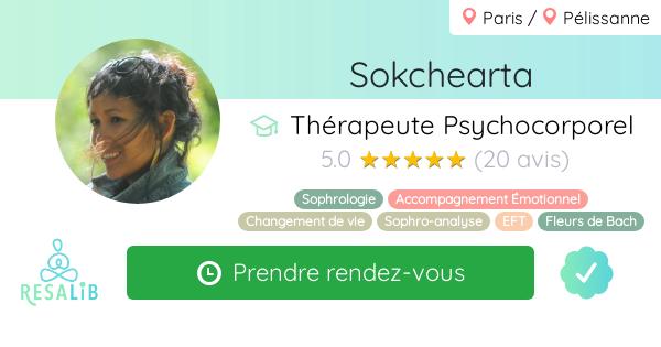 Consulter le profil de Sokchearta