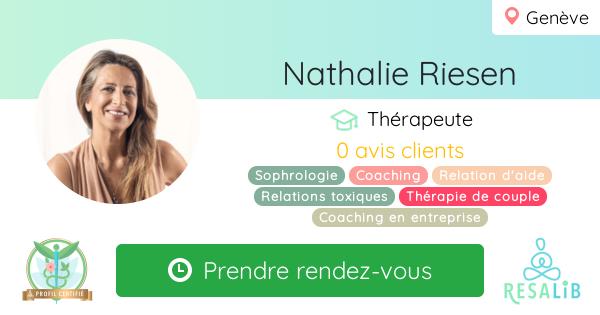 Consulter le profil de Nathalie Riesen