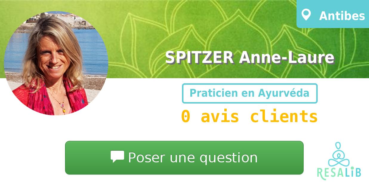 Prenez rendez-vous avec SPITZER Anne-Laure