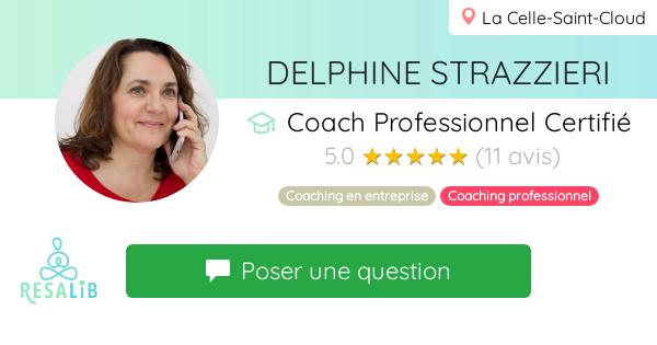 Consulter le profil de DELPHINE STRAZZIERI