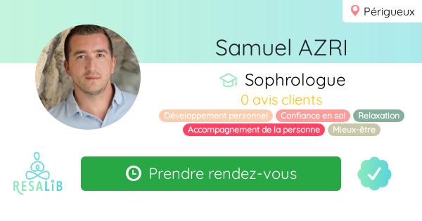 Consulter le profil de Samuel AZRI