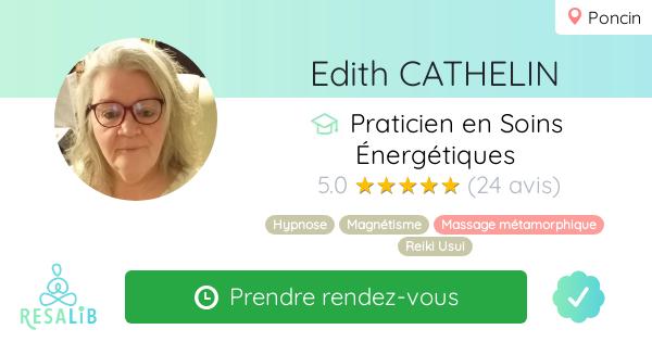 Consulter le profil de Edith CATHELIN