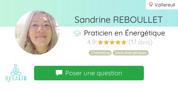 Consulter le profil de REBOULLET SANDRINE