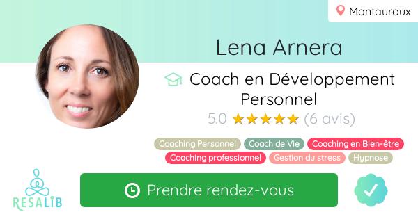 Consulter le profil de Lena Arnera