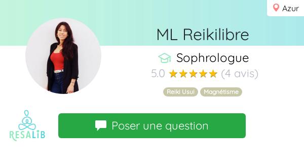 Consulter le profil de ML Reikilibre