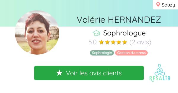 Consulter le profil de Valérie HERNANDEZ