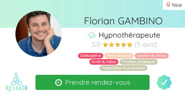 Consulter le profil de Florian GAMBINO