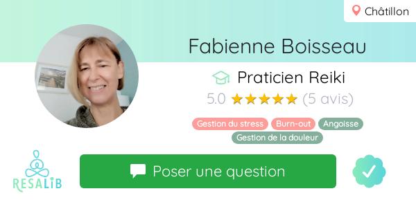 Consulter le profil de Fabienne Boisseau