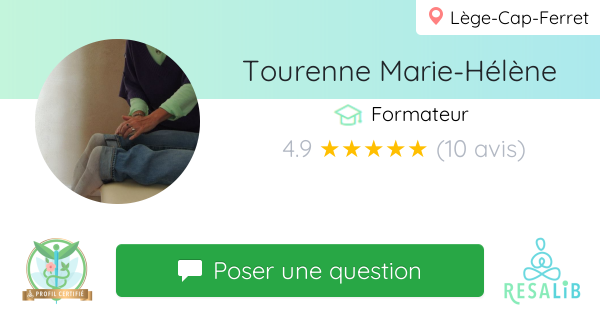Prenez rendez-vous avec Tourenne Marie-Hélène