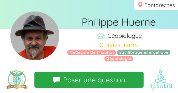 Prenez rendez-vous avec Philippe Huerne